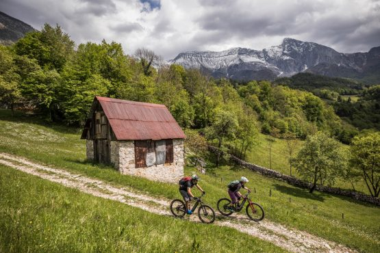 Mountain life E-MTB tour of Slovenia