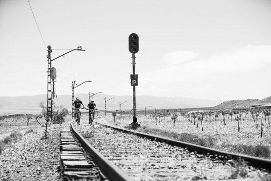 E-MTB tour of Spain - singletrack?