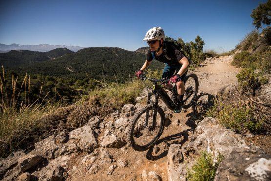 E-MTB tour of Spain provides plenty of descent