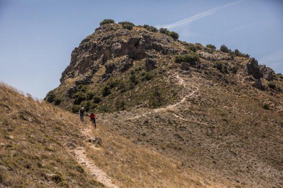 E-MTB tour of Spain long descents