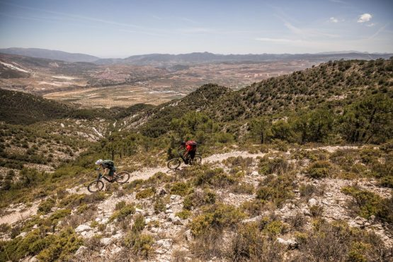 E-MTB holiday in Spain