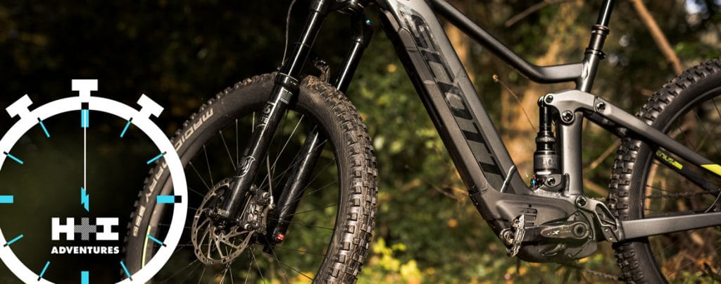 How to set up your E-MTB