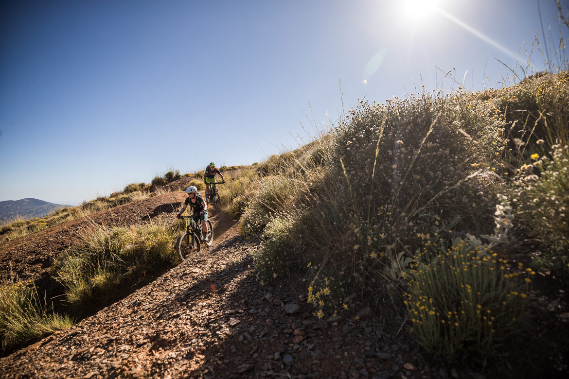 E-mountain bike tours in Spain and beyond