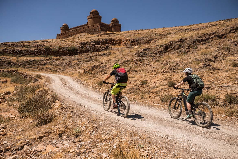 Mountain bike tours, e-mountain bike tour Spain