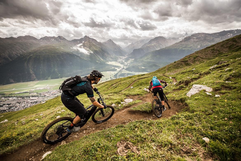 Mountain bike tours - mountain bike guide in Switzerland