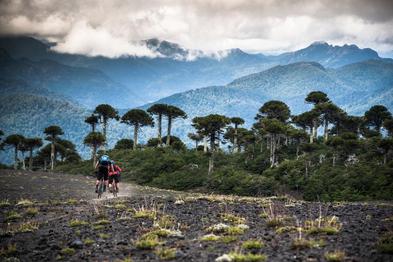 Mountain bike tours - Chile + Patagonia
