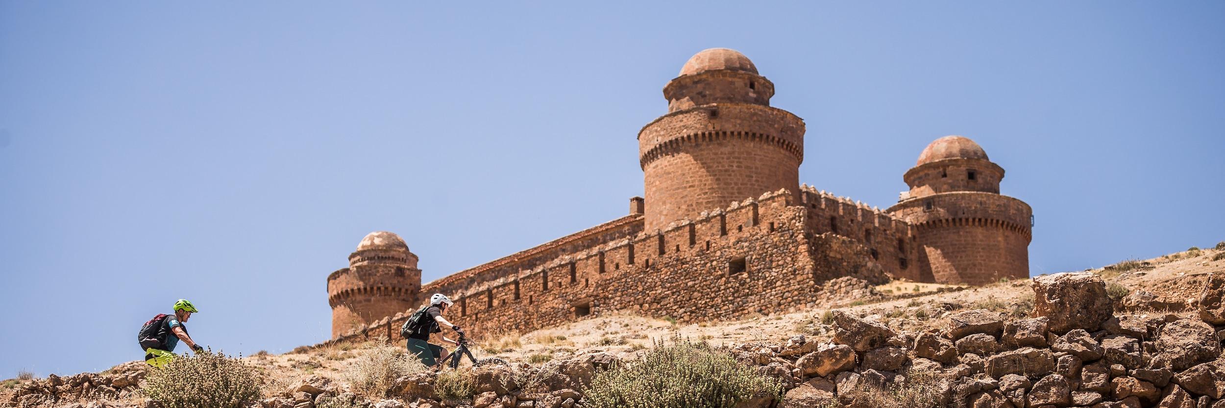 Mountain bike tours in Europe, E-MTB Tour Spain
