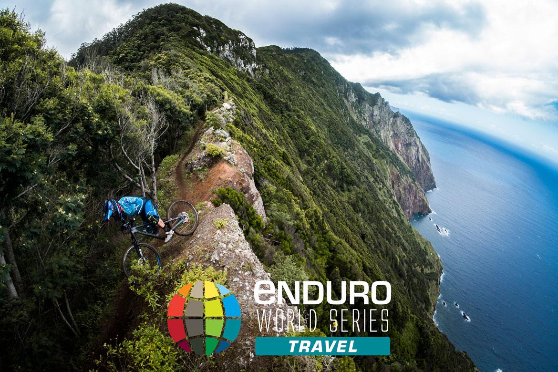 Mountain bike tours worldwide with EWS Travel in Madeira