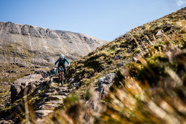 Sustaianble trails in Torridon