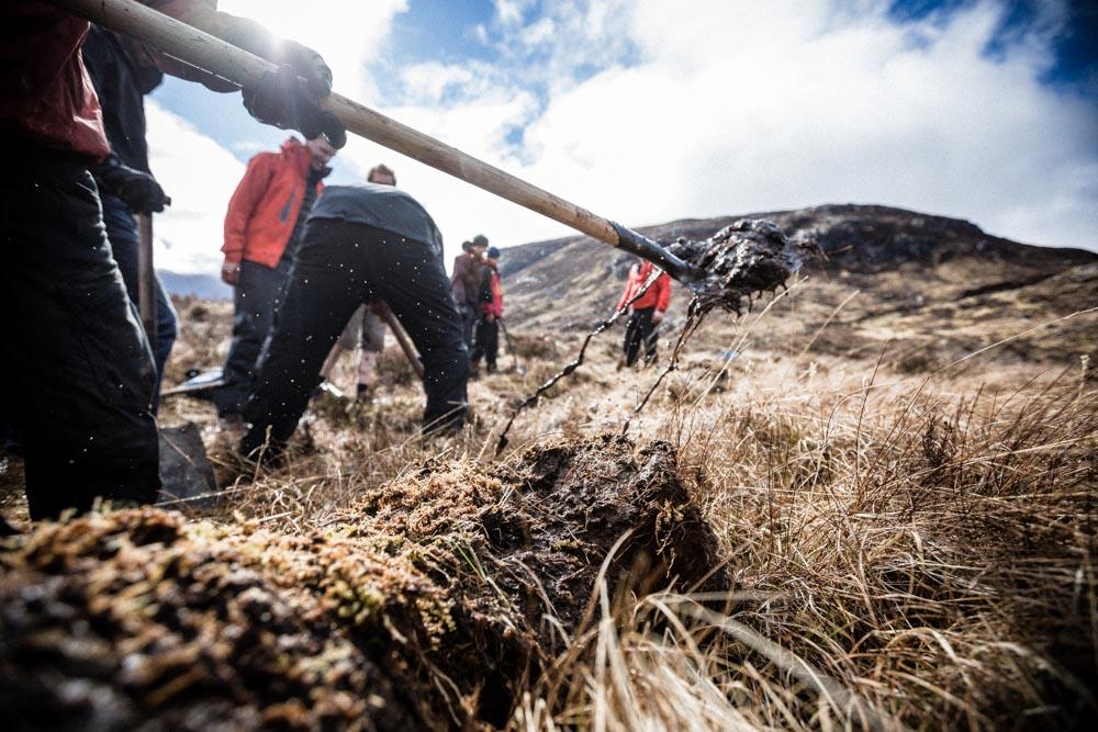 Sustainable trails Scotland